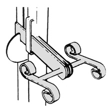 Fancy Gate Latch