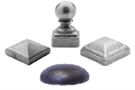 Steel and Cast Iron Metal Caps from Prescott Supply