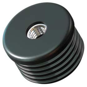 7 8 inch round threaded insert 16 18ga tube 1 4 20 thread size. Black Bedroom Furniture Sets. Home Design Ideas